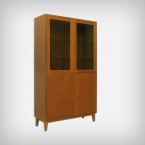 Teak & Glass Cupboard • Model T 2/16