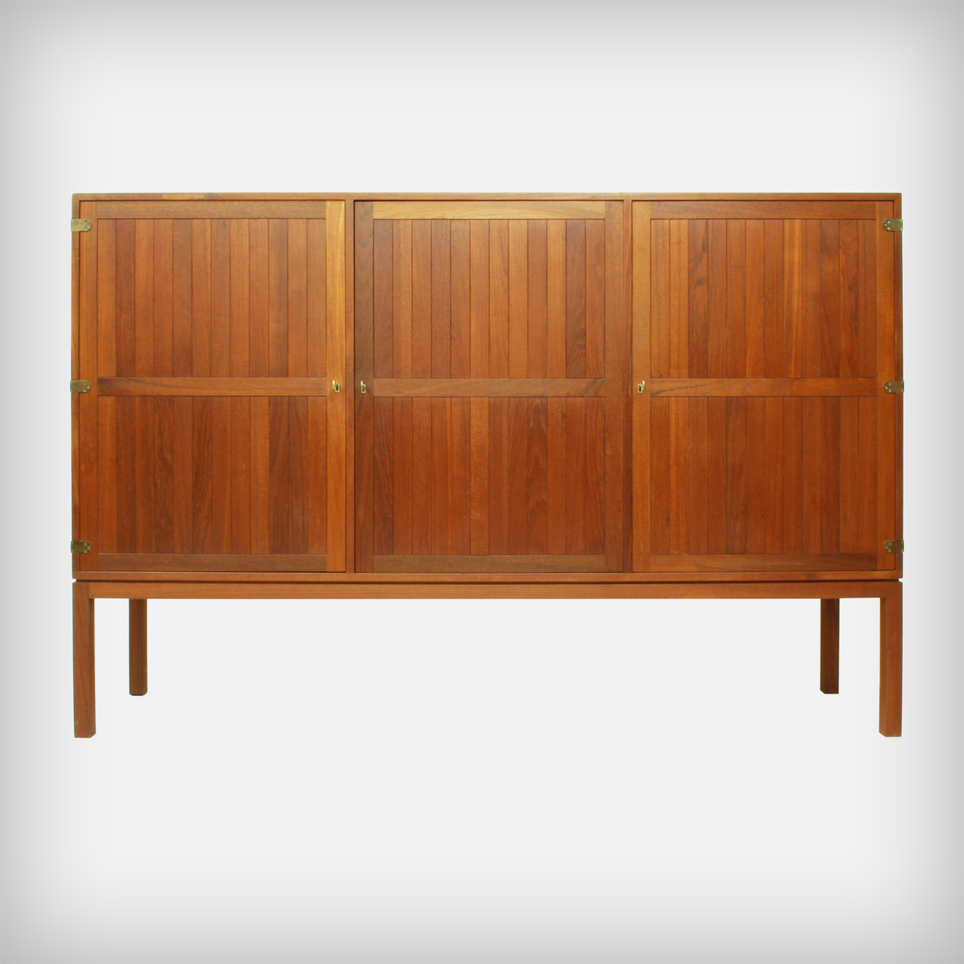 Kurt 216 Stervig Teak Highboard Good Old Vintage Design