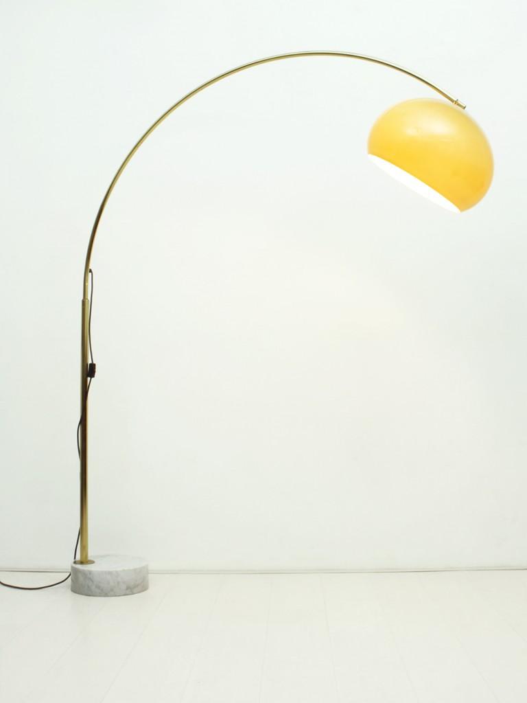 Arc Floor Lamp Good Old Vintage
