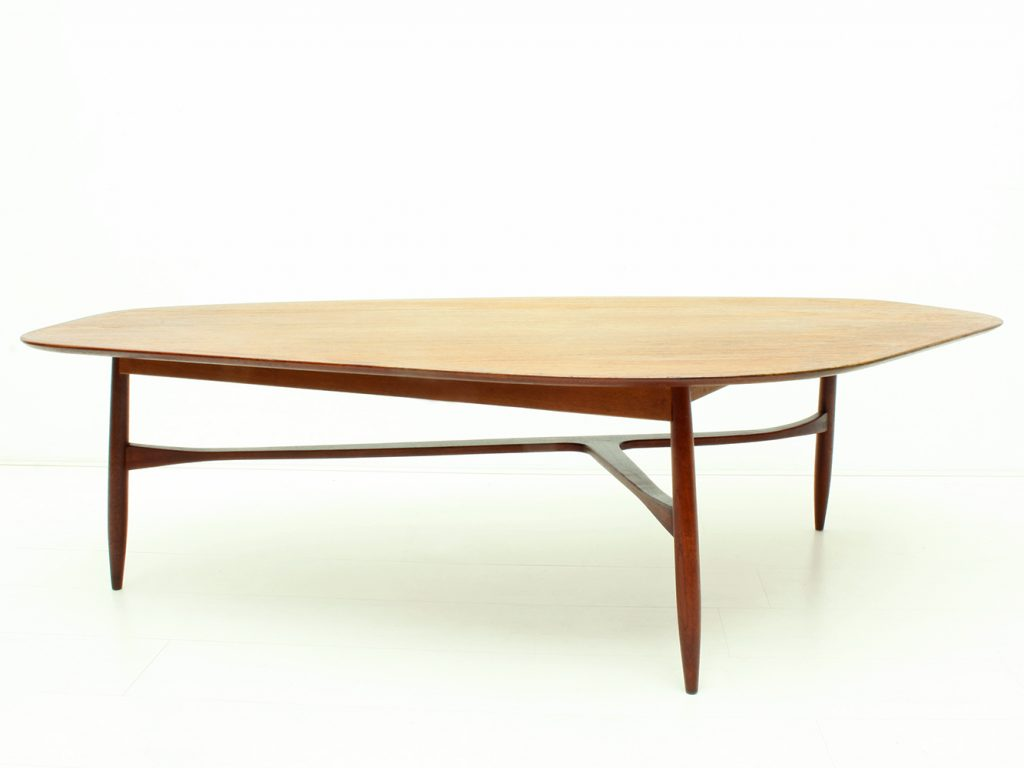 Super Svante Skogh Huge Teak Coffee Table Good Old Vintage Creativecarmelina Interior Chair Design Creativecarmelinacom