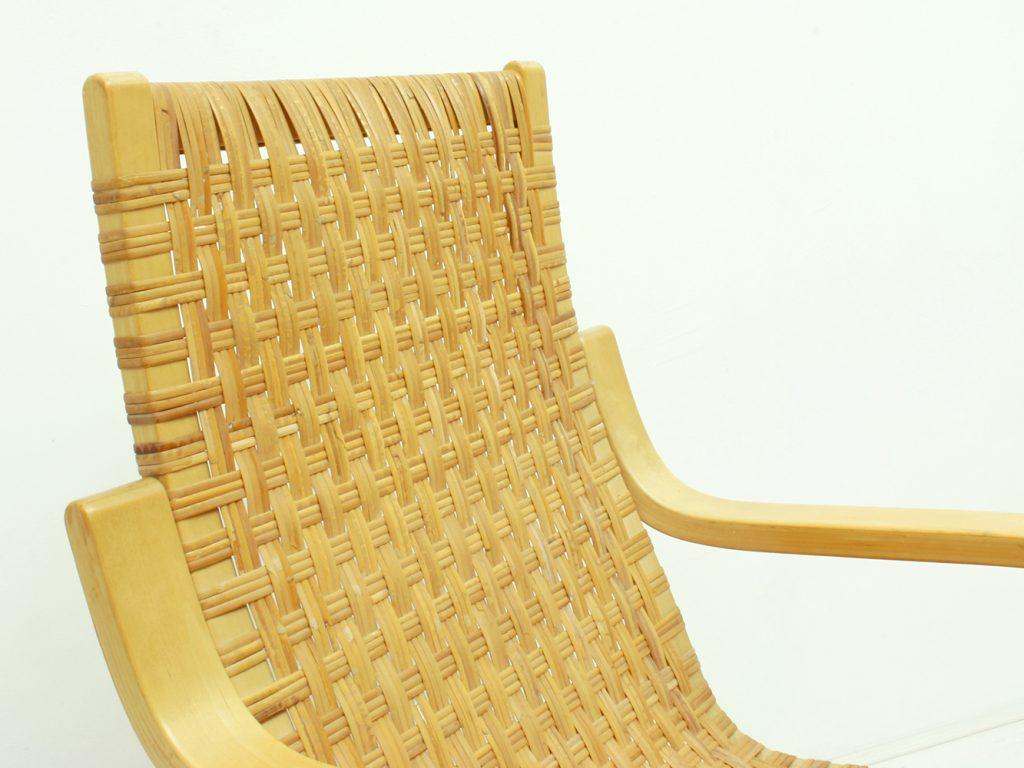 Wondrous Alvar Aalto Birch Cane Webbing Cantilever Armchair Pabps2019 Chair Design Images Pabps2019Com