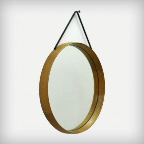 Solid Oakwood Mirror