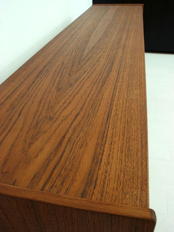 teak sideboard model k ln good old vintage. Black Bedroom Furniture Sets. Home Design Ideas