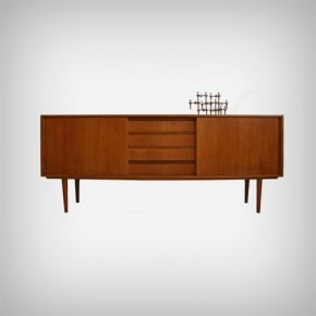 Oak Wood Sideboard