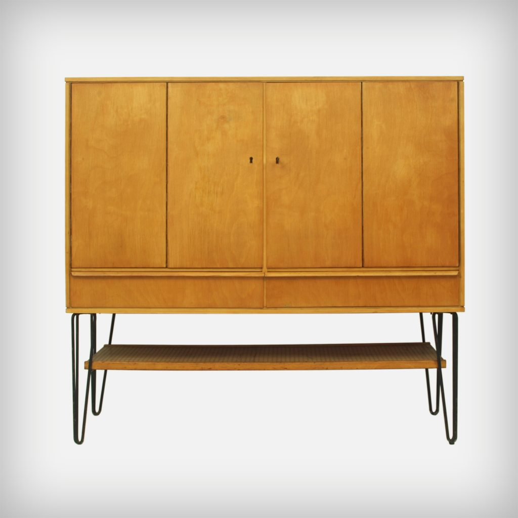 Good Old Vintage Design Furniture From The 50s 60s And 70s
