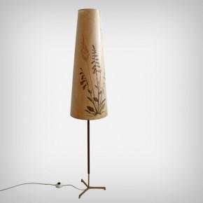 Floral Floor Lamp