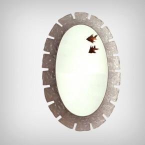 Large Illuminated Mirror