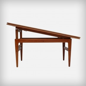 Metamorphic Teak Coffee & Dining Table