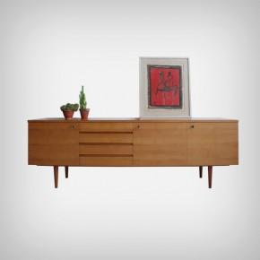 Cherry Wood Sideboard • Model 251