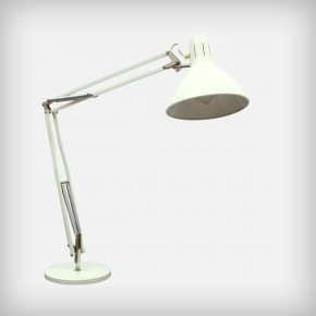 Grey Metal Desk Lamp • Model Terry 2
