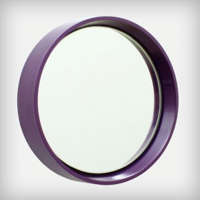Small Purple Mirror