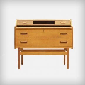 Oak Wood Lady Desk