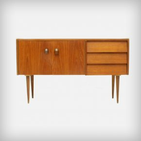 Small Teak Sideboard • Model 2510