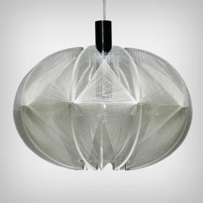 Pendant Lamp With Nylon Threads