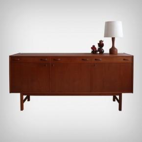 Teak Sideboard • Model 823