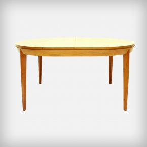 Extendible Cherry Wood Dining Table